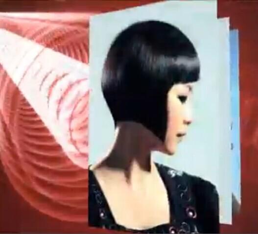 EG超级组经典+当代发型修剪教程