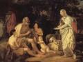 英国画家塞维林铜板画情色藏书票欣赏 (13)