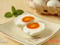 腌制咸鸭蛋的方法