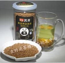 原生态黑苦荞茶特价批发厂家直销